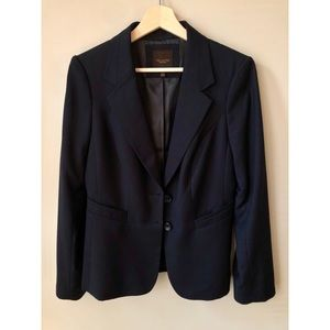 The Limited • 8 • Navy Blazer
